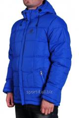 Куртка New Balance синяя
