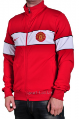 Trowel man's Nike Manchester United red