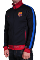 Trowel man's Nike FC Barcelona black with red