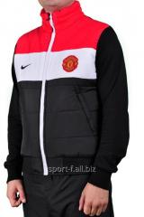 Жилет Adidas   Nike Manchester United черный мужской