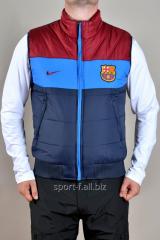 Жилет мужской  Nike FC Barcelona