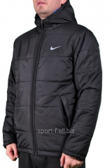 Ветровка мужская черная Nike