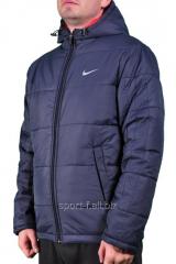 Ветровка мужская с капюшоном  Nike