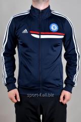 Мастерка Adidas Chelsea мужская синяя
