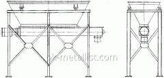 Дозатор весовой автоматический ДС-500-ТШ