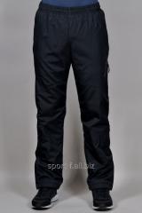 Зимние спортивные брюки на флисе Salomon