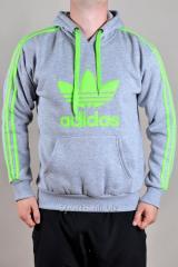 Спортивная кофта Adidas зимняя