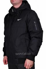 Пуховик Nike.