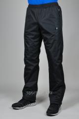 Зимние спортивные брюки Nike на флисе.