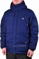 Adidas down-padded coat teenage.
