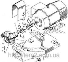 Электродвигатель П22-М