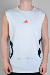 Adidas sleeveless jacke