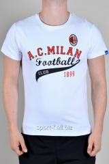 Adidas A t-shirt. C. Milan