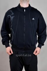 Мастерка Adidas зимняя
