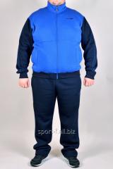 Зимний спортивный костюм Adidas батал