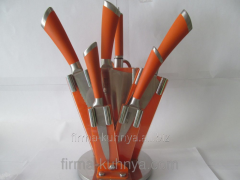 Set of knives 1166 green