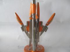 Set of knives 1167 orange