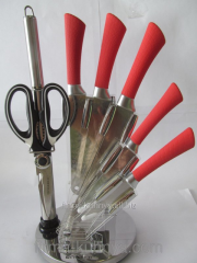 Set of knives 1493 red