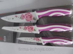 Set of knives 509 lilac