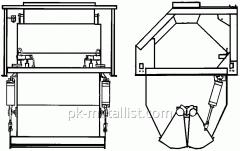 Весы бункерные автоматические ДН-2000-ТП