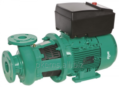 Pump energy saving Wilo-CronoBloc-BL-E