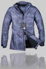 Одежда для горных лыж и альпинизма женская