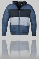 Зимняя куртка Adidas 2x-стороняя