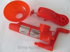 Juice extractor mechanical 1294