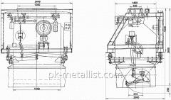 Дозатор весовой автоматический для зерна ДН-2000-Т
