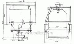 Дозатор весовой автоматический ДН-2000Т