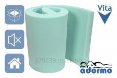Foam rubber (Elastichesky polyurethane foam)