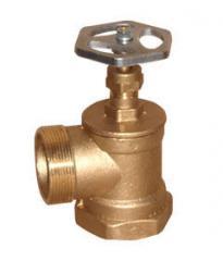 Gate fire brass angular DU of 50 mm