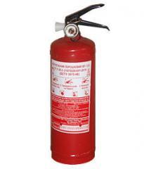 Пожарогасители