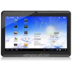 "ALLWINNER A13 tablet / display 7"" /"