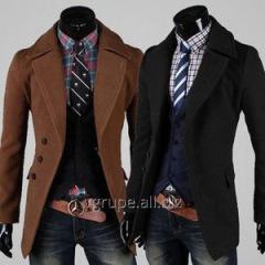 Stylish a coat - a jacket, a men's coat, a