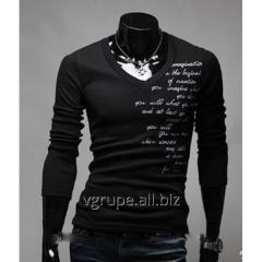 Свитер с надписью, мужской свитер, кофта мужская,