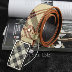 Belt in burberry style