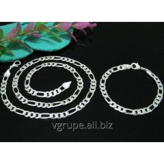 Set bracelet + chain
