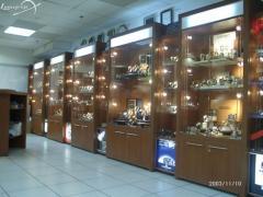 Мебель торговая Киев. Производим мебель торговая в