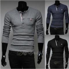 Men's daily sweater, man's pullover,