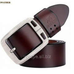 Men's belt skin