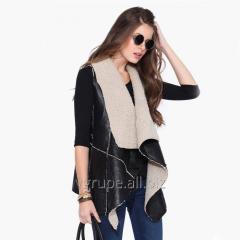 Winter vest, women's ves