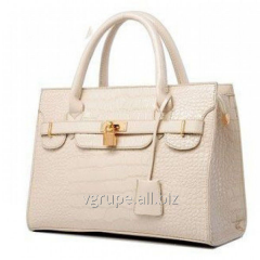 Female handbag different colors