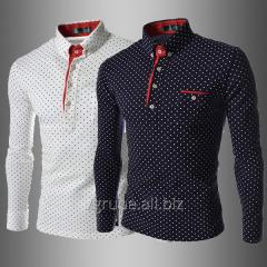 Men's shirt spring / fall, long sleeve,