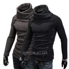 Men's sweatshirt with a long sleeve, a