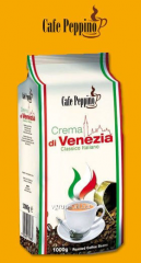 "Italian coffee beans ""CAFE PEPPINO CREMA"