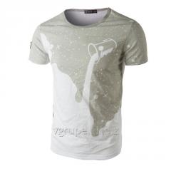Men's t-shirt, 3D t-shir