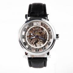 Men's mechanical clock of Rovite