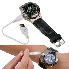 Men's watch / Usb / lighter