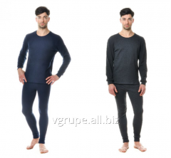 Men's sports layered clothing